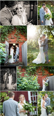 Example of a blog board from CT Ryan Photography.